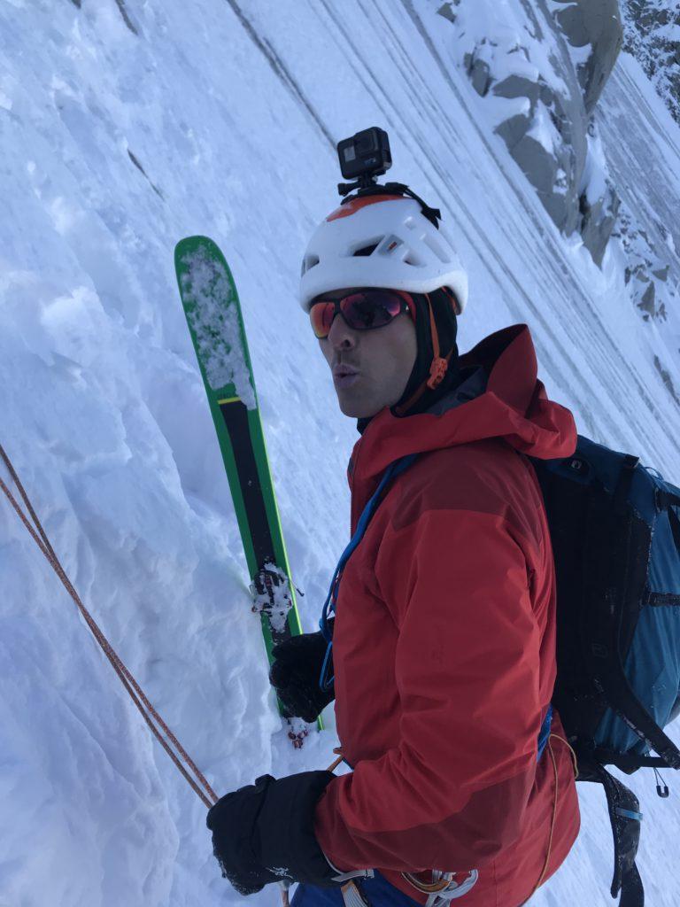 Chamonix, Col du Plan