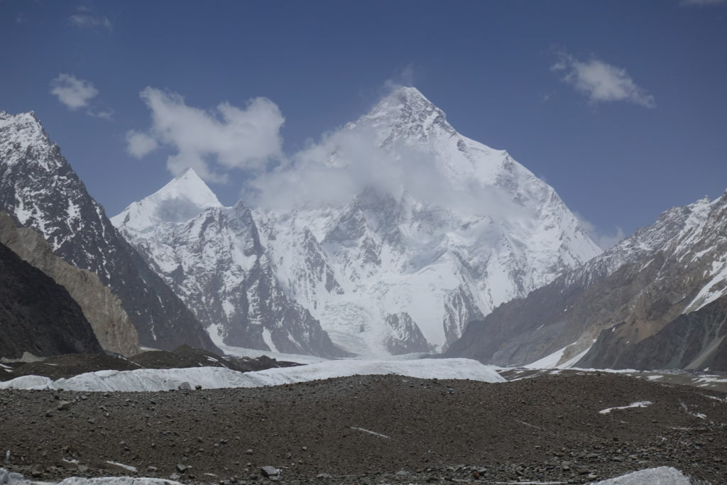 K2 mountain of mountains