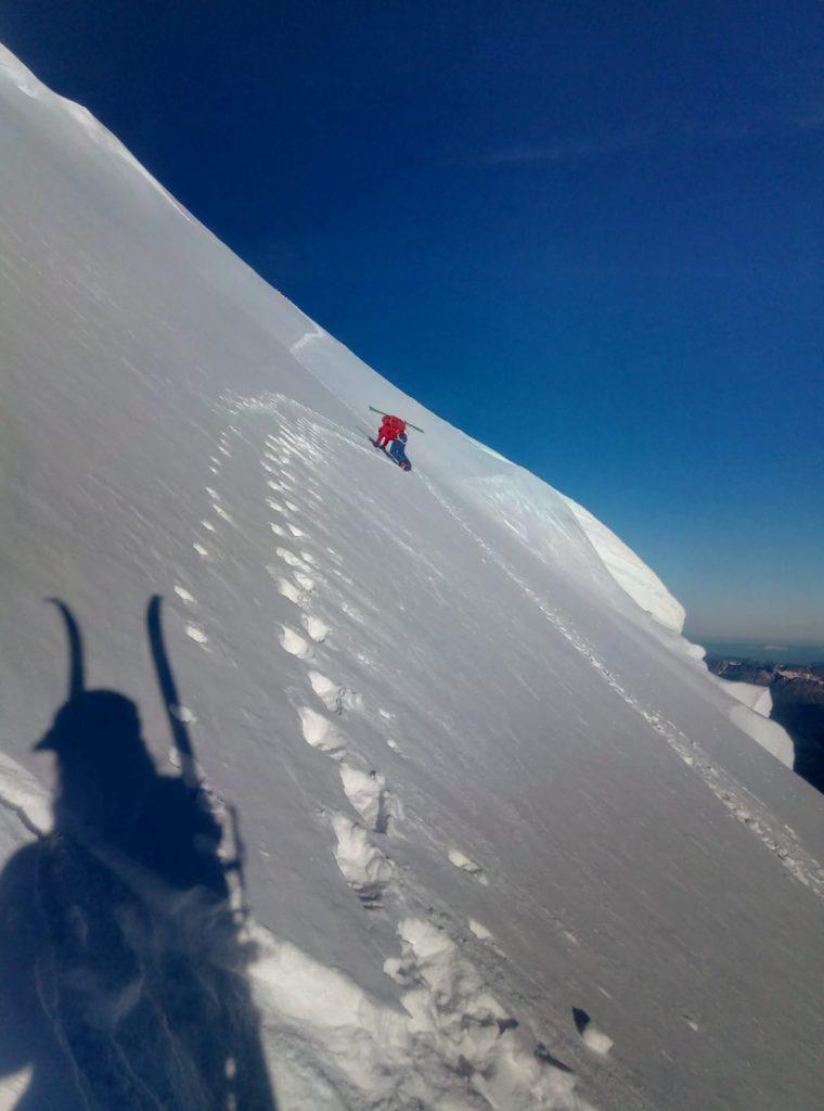 Chamonix, Mont Blanc du Tacul