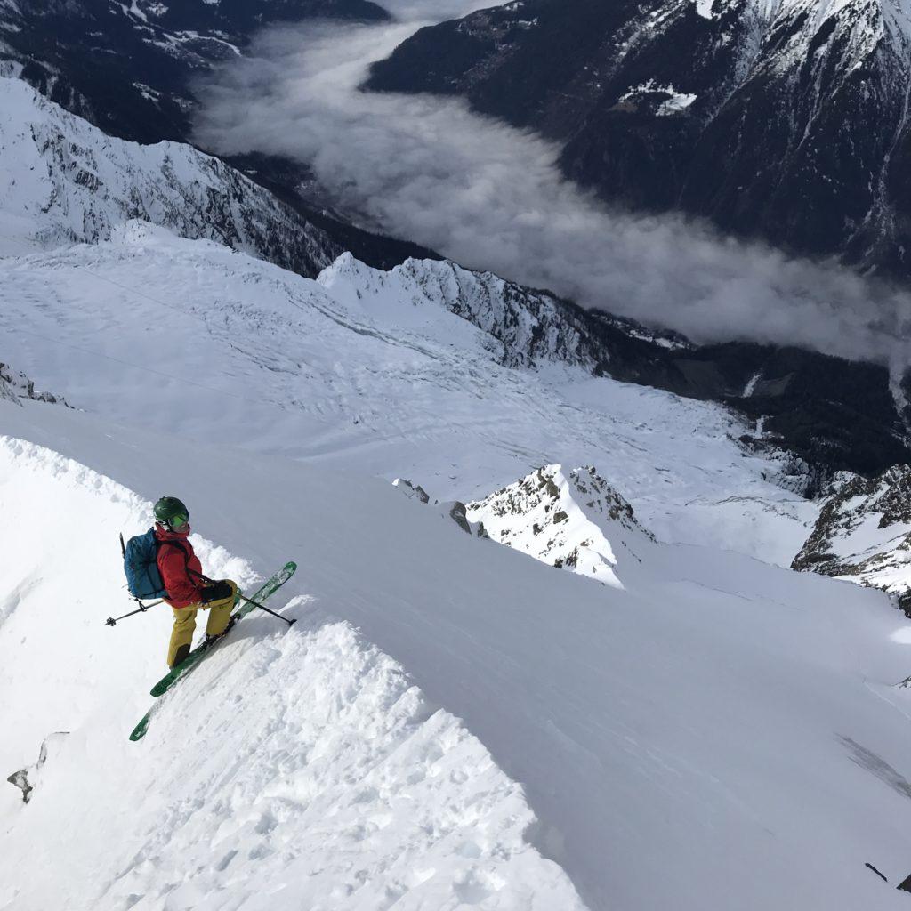 Chamonix, Glacier Rond